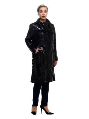Куртка OLSI. Цвет: черный, темно-серый