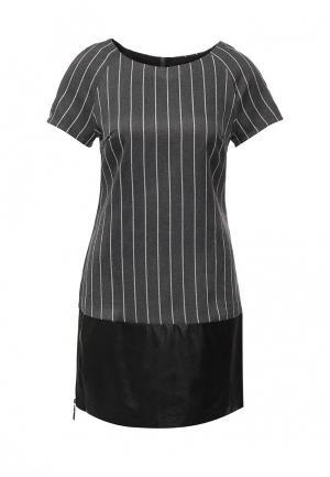 Платье You&You. Цвет: серый
