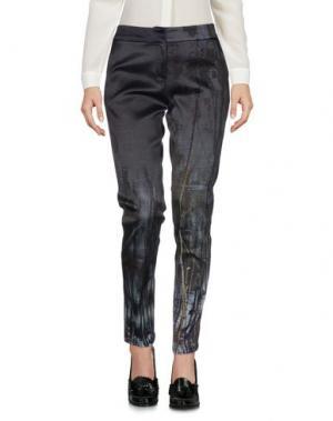 Повседневные брюки SHIRTAPORTER. Цвет: темно-синий
