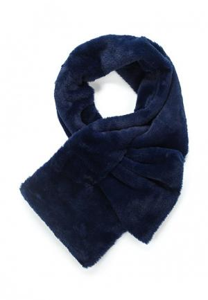 Шарф Vitacci. Цвет: синий