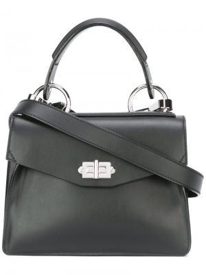 Маленькая сумка-тоут Hava Proenza Schouler. Цвет: чёрный