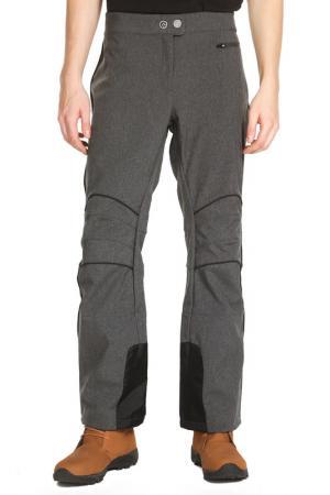 Лыжные штаны Northland. Цвет: серый