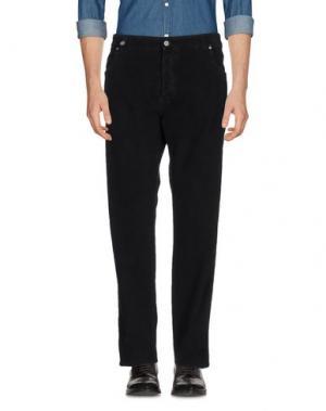 Повседневные брюки NICWAVE. Цвет: черный