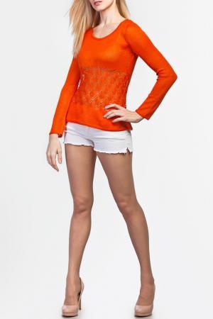 Джемпер HAPPYCHOICE. Цвет: оранжевый