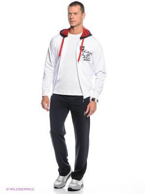 Спортивный костюм Ocean66. Цвет: черный, белый