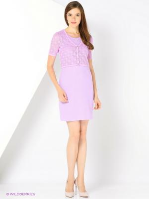 Болеро Veronika Style. Цвет: розовый