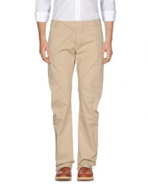 Повседневные брюки VIKTOR & ROLF. Цвет: бежевый