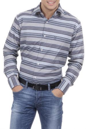 Рубашка Versace 19.69. Цвет: blue