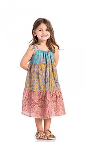 Жатое платье realm Zimmermann. Цвет: желтый