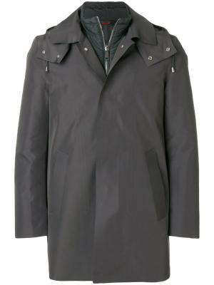 Двухслойная куртка Kired. Цвет: синий