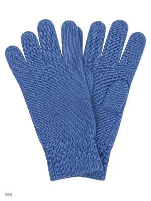 Перчатки United Colors of Benetton. Цвет: синий, желтый