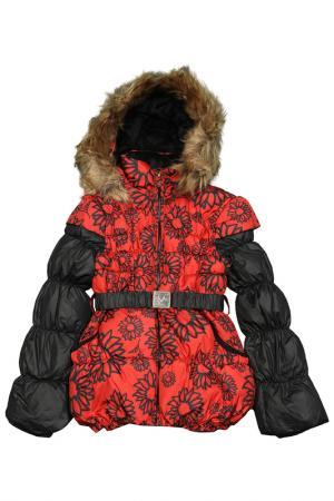 Пуховик Versace 19.69. Цвет: true red