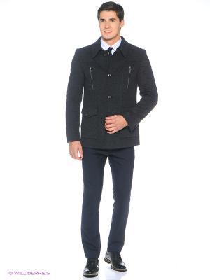 Куртка Berkytt. Цвет: серый