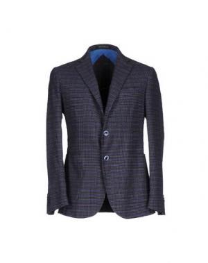 Пиджак BRANCACCIO C.. Цвет: пастельно-синий