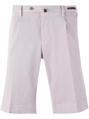 Классические шорты чинос Pt01. Цвет: розовый и фиолетовый