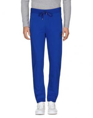 Повседневные брюки CONVERSE ALL STAR. Цвет: синий