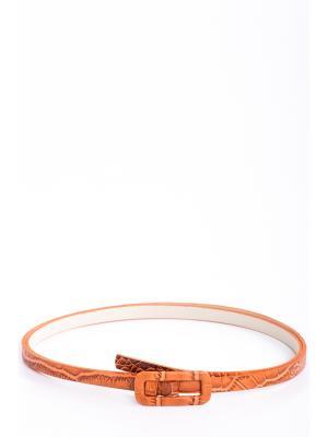 Ремень Vittorio Richi. Цвет: оранжевый