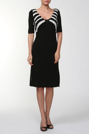 Платье Marly's. Цвет: мультицвет