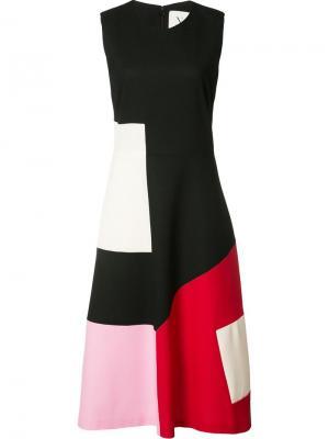 Платье Pierpont Novis. Цвет: чёрный