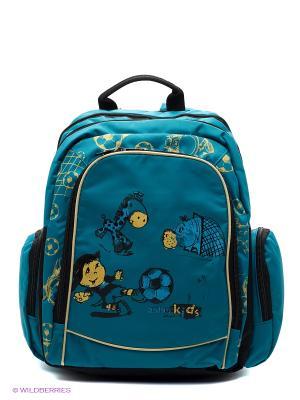 Рюкзак ANTAN. Цвет: черный, темно-синий, темно-зеленый