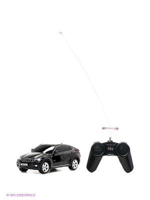 Машинка BMW X6 RASTAR. Цвет: черный