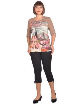 Кофточка Томилочка Мода ТМ. Цвет: светло-коричневый
