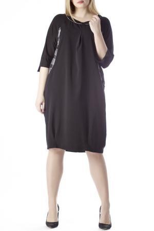 Платье ZEDD. Цвет: черный