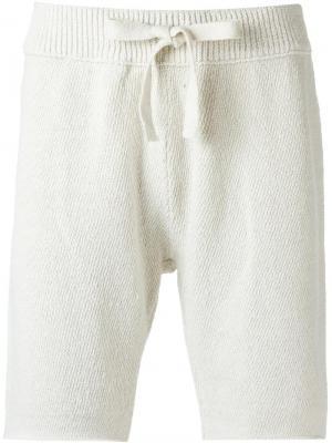 Bermuda shorts Osklen. Цвет: телесный