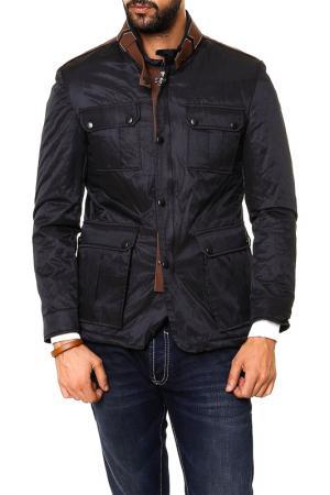 Jacket Mr akmen. Цвет: black and brown