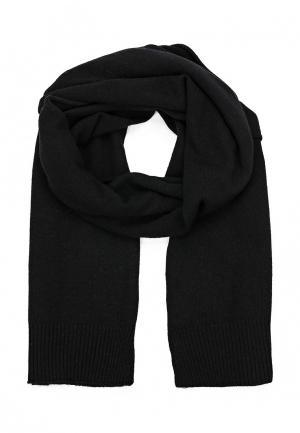 Шарф Henry Cottons Cotton's. Цвет: черный