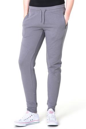 Спортивные брюки BIG STAR. Цвет: серый
