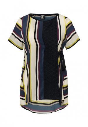 Блуза Tricot Chic. Цвет: разноцветный