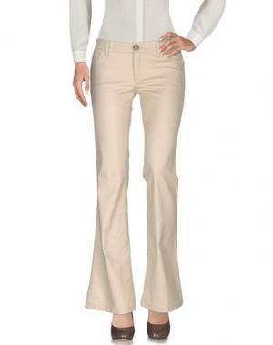 Повседневные брюки SHI 4. Цвет: бежевый