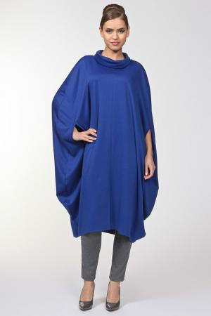 Платье-пончо Alina Assi. Цвет: фиолетовый