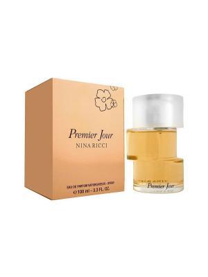 Premier Jour edp 100 ml NINA RICCI. Цвет: персиковый
