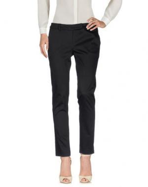 Повседневные брюки HOPE COLLECTION. Цвет: черный
