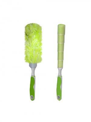 Щетки для уборки МультиДом. Цвет: зеленый