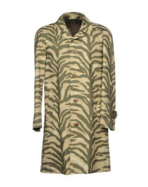 Легкое пальто MARC JACOBS. Цвет: бежевый