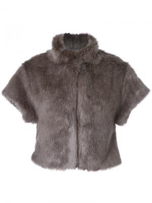 Куртка Belle Epoque Bianca Spender. Цвет: серый