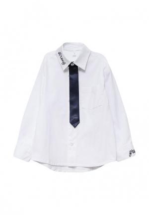 Рубашка Fleur de Vie. Цвет: белый