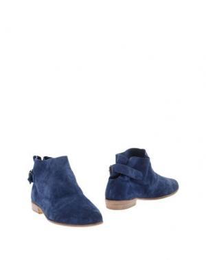 Ботинки MANILA GRACE. Цвет: темно-синий