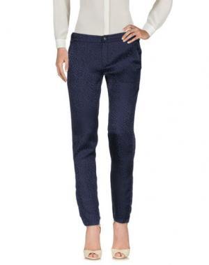 Повседневные брюки ROSEANNA. Цвет: темно-синий