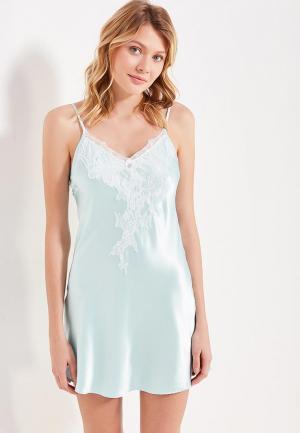 Сорочка ночная Mia-Amore. Цвет: мятный