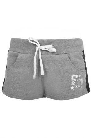 Спортивные шорты FEELJ!. Цвет: grey melange