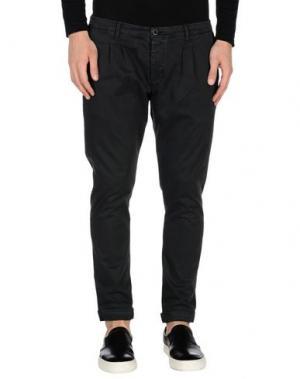 Повседневные брюки - -ONE > ∞. Цвет: свинцово-серый