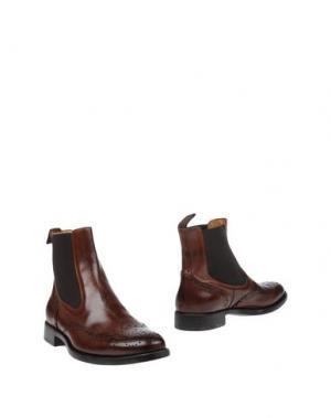 Полусапоги и высокие ботинки WEXFORD. Цвет: коричневый