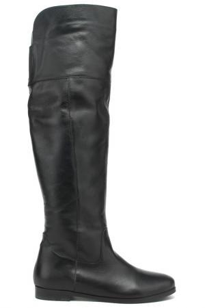 Сапоги DERIMOD. Цвет: черный