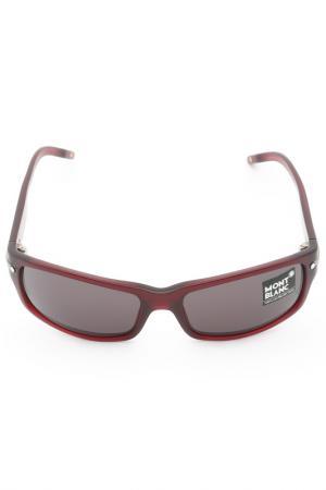 Очки солнцезащитные Montblanc. Цвет: k55
