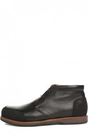 Ботинки Zonkey Boot. Цвет: черный