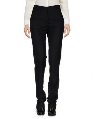 Повседневные брюки E. TAUTZ. Цвет: черный